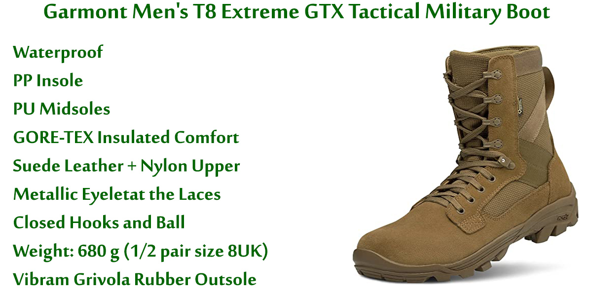 Garmont-Men's-T8-Extreme-GTX-Tactical-Military-Boot