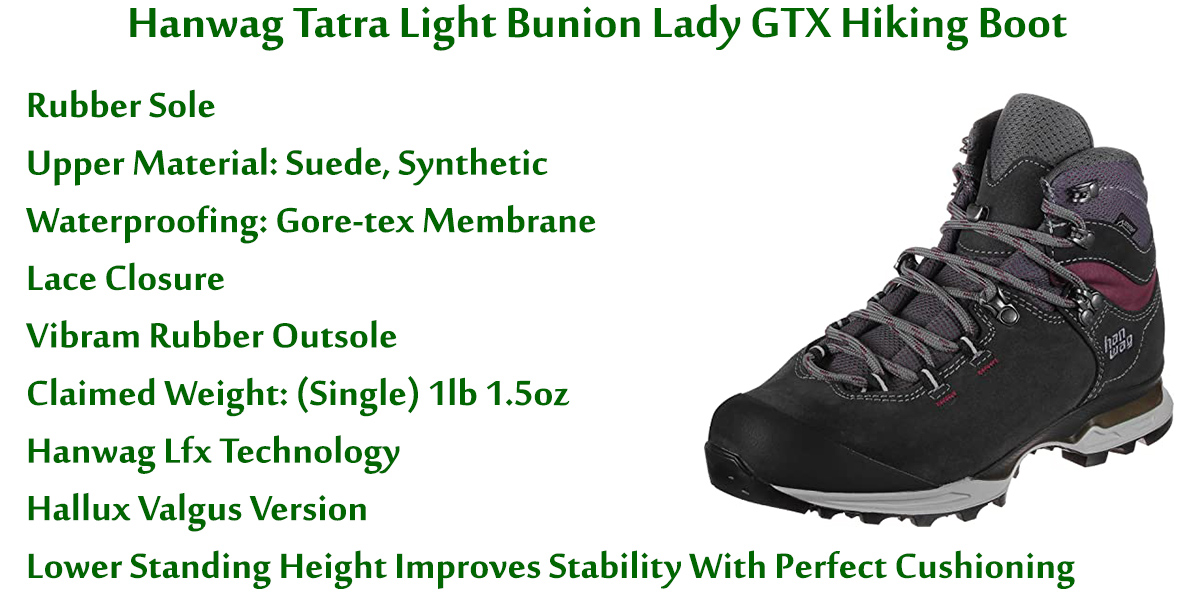 Hanwag-Tatra-Light-Bunion-Lady-GTX-Hiking-Boot