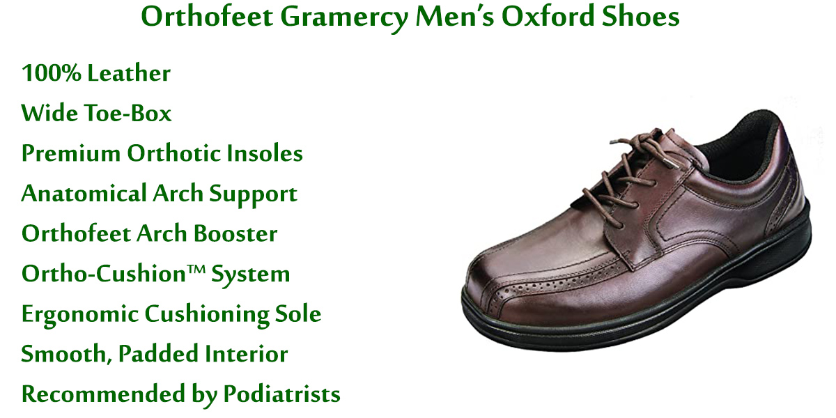 Orthofeet-Gramercy-Men's-Oxford-Shoes