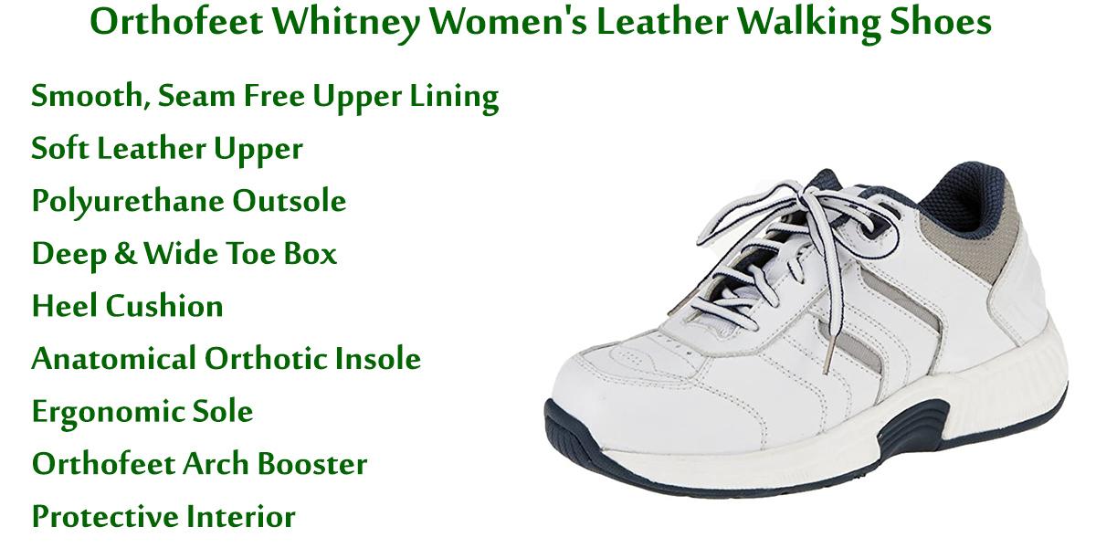 Orthofeet-Whitney-Women's-Leather-Walking-Shoes