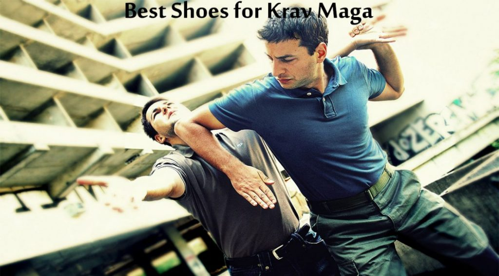 Best Shoes for Krav Maga Training