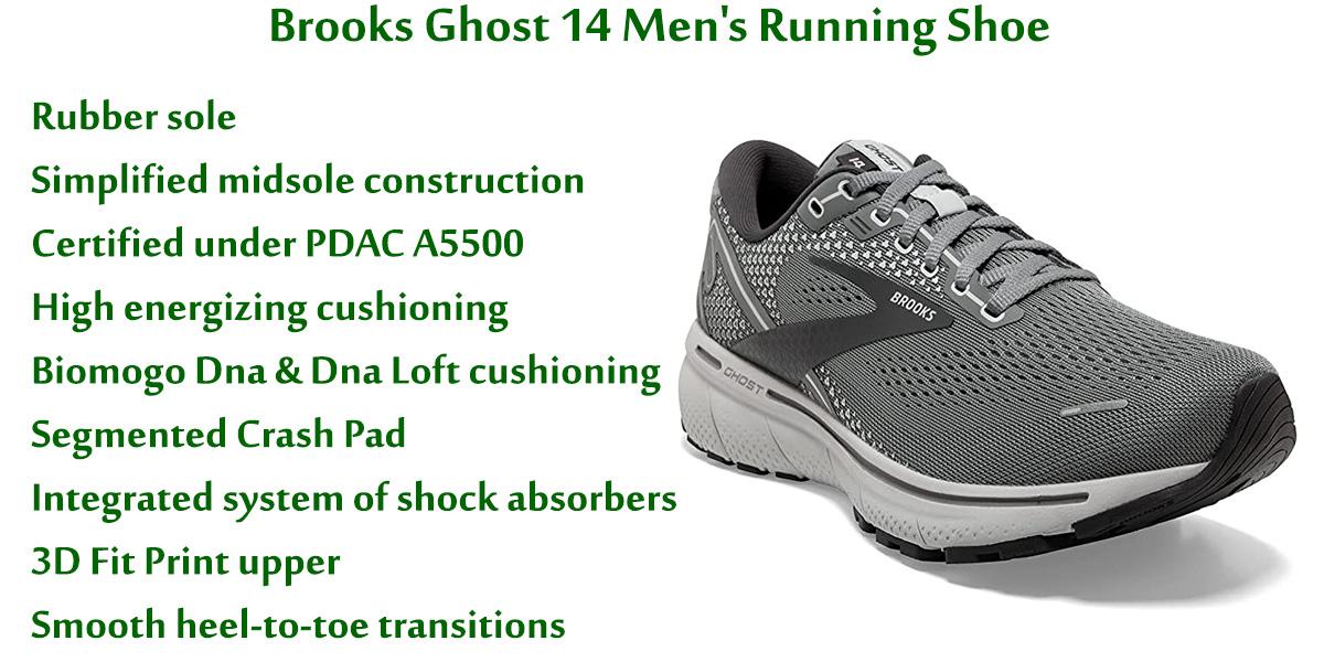 Brooks-Ghost-14-Men's-Running-Shoe
