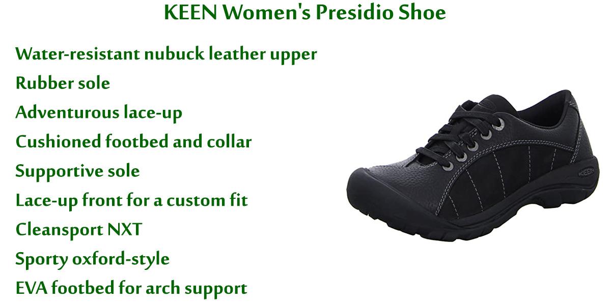 KEEN-Women's-Presidio-Shoe
