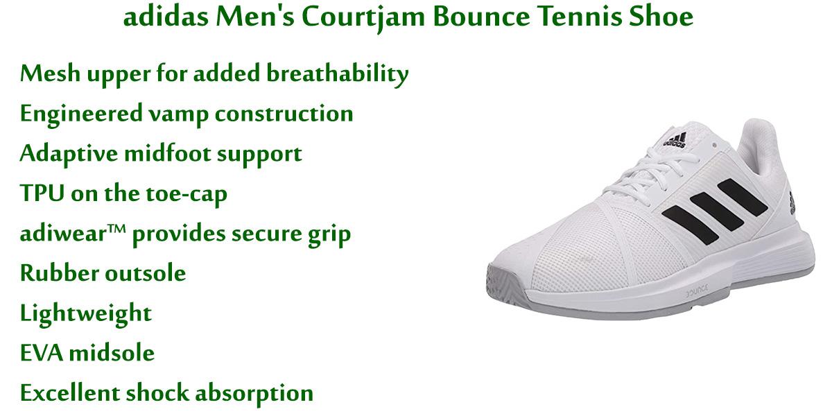 adidas-Men's-Courtjam-Bounce-Tennis-Shoe